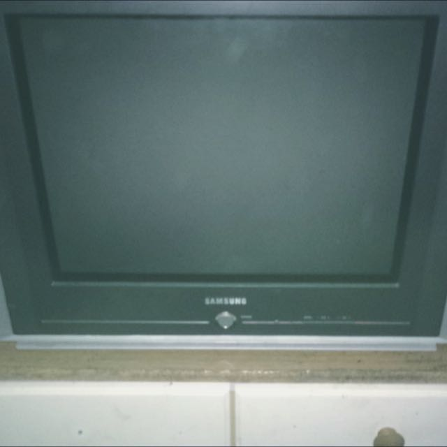 27 Inch Samsung Box Tv