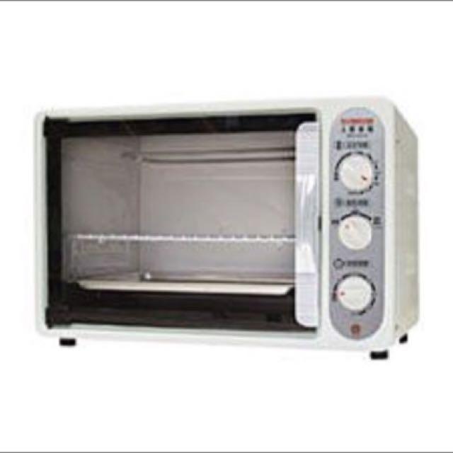 上豪30L 旋風大烤箱OV-3088 全新原廠公司貨