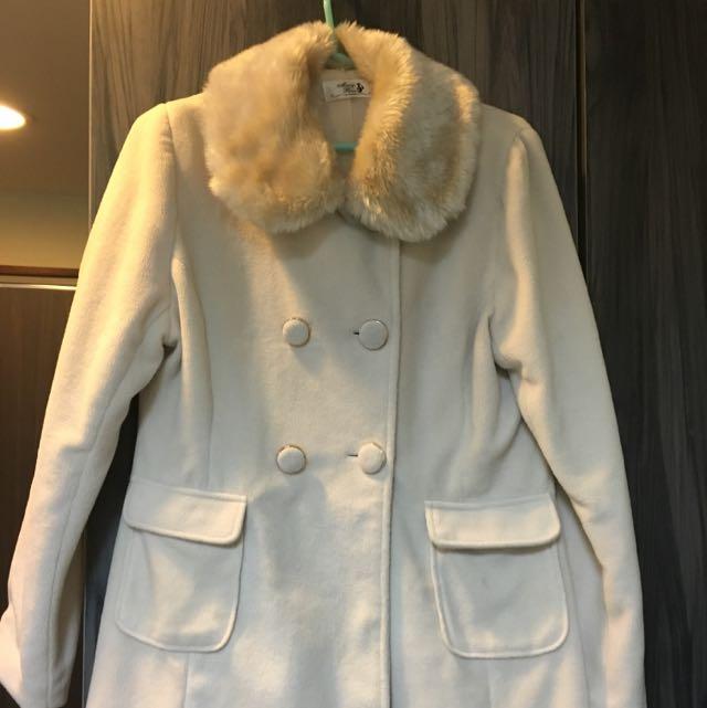 日本毛料大衣