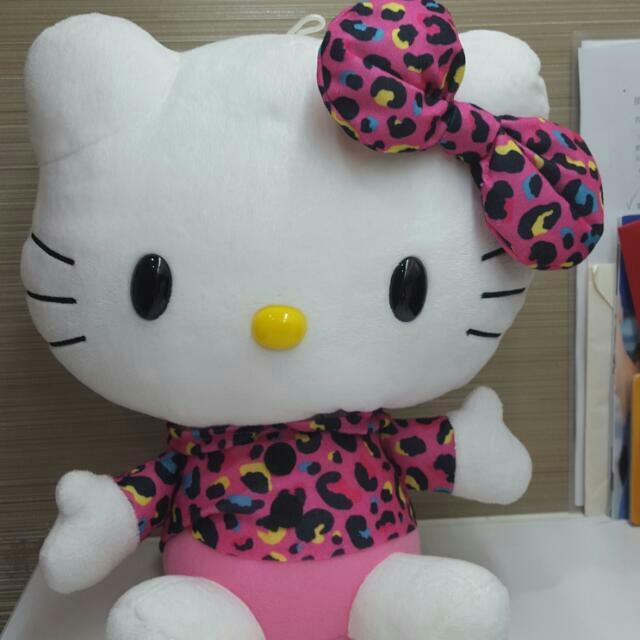 全新》eikoh Hello Kitty公仔