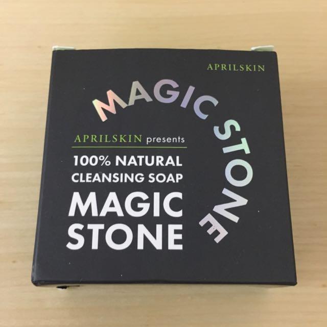 韓妝 Magic Stone洗臉皂