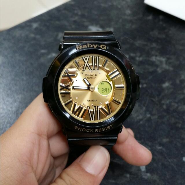 Baby-G女錶