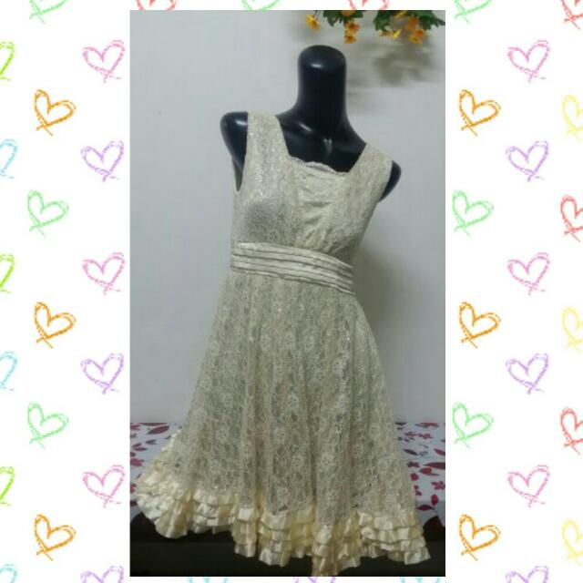 (Brand New) Lace Dress