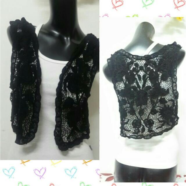 (Brand New) Vest Crochet