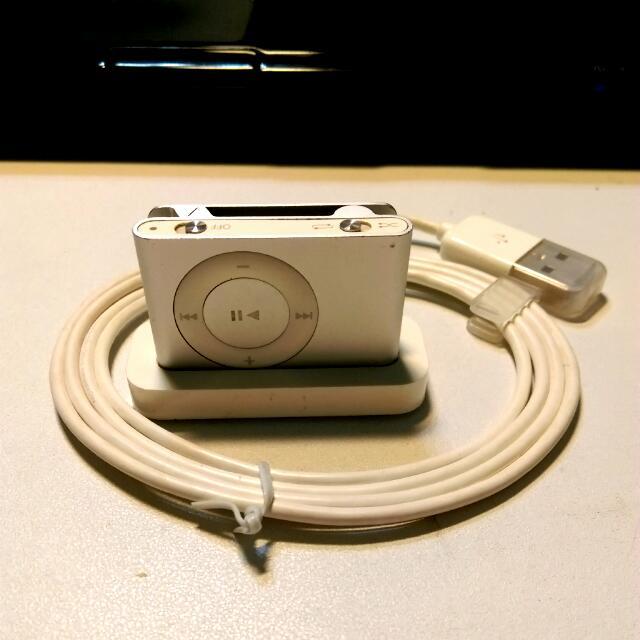 iPod shuffle 1G 出清好過年