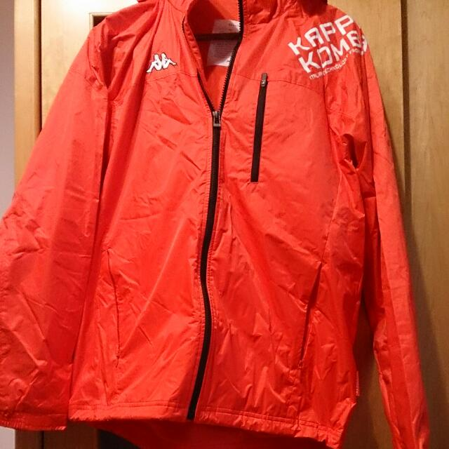 KAPPA防風防潑水外套全新正品