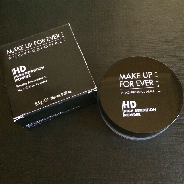 MAKE UP FOR EVER  HD High Definition Powder