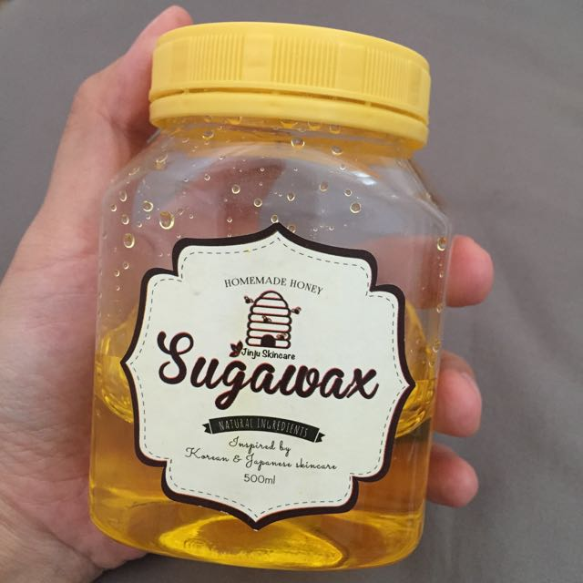 Sugawax Honey Body Waxing