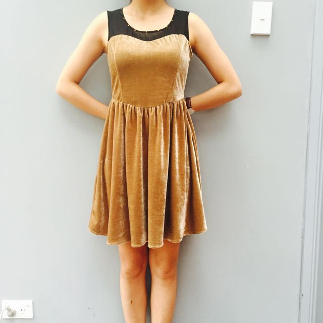 Winter Dress, Fits Size 8-10