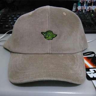 韓國空運 潮牌 復古帽 星際大戰 尤達 Yoda Starwars 老帽