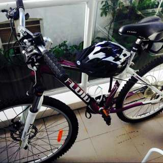 Women's Fluid Mountain Bike
