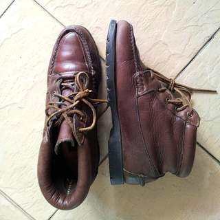 Authentic Timberland Lace Up Ankle Boots