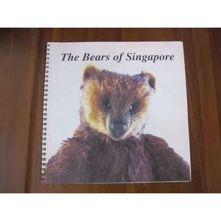 The Bears of Singapore Auction Catalogue