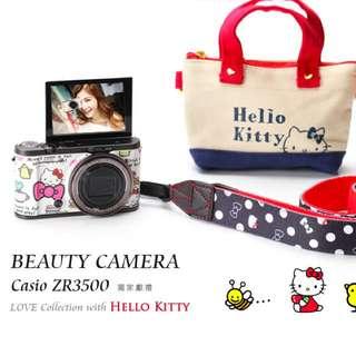 Tr15/30/50/ZR3500/Hello Kitty 9成新32GZR3500