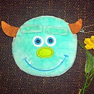 Sulley Pouch (round)