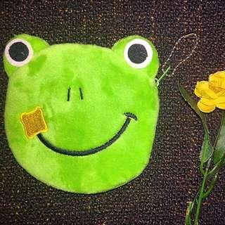 Froggie Pouch (round)