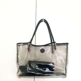 Transparant Tote Bag