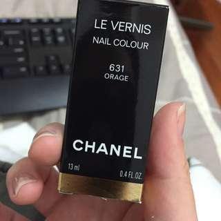 Chanel 631 指甲油