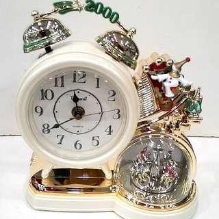 童話系列-小丑旋轉木馬 🎠 時鐘