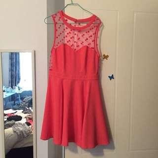 Pink Dress Size M