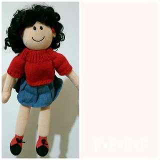 FFFF玩偶娃娃