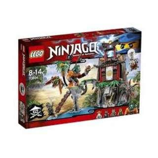 Lego Ninjago   70604