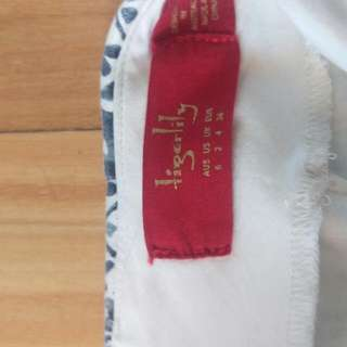 Tiger Lily Skirt