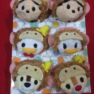 Tsum tsum 猴子款拆售2隻一起賣