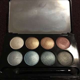 MAC Eyeshadow Shimmer Palatte