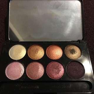 MAC Eyeshaow Shimmer Palettes