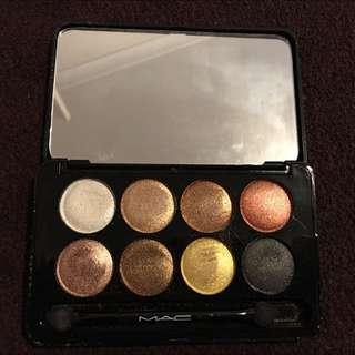 MAC Eyeshadow Shimmer Palattes