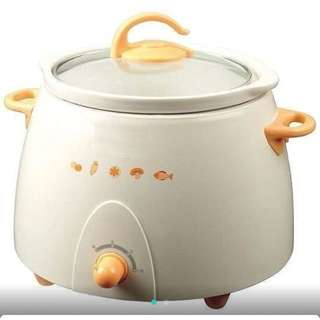 全新聲寶陶瓷燉鍋