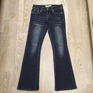 刷色牛仔褲 $450(含運)