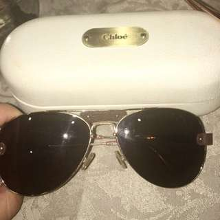 Authentic Chloe Sunglasses