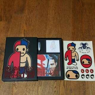 郭富城2007舞林正傳CD+DVD袖珍版