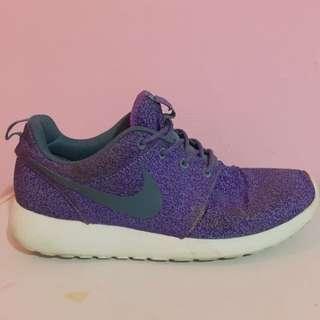 Nike rosherun 紫x綠
