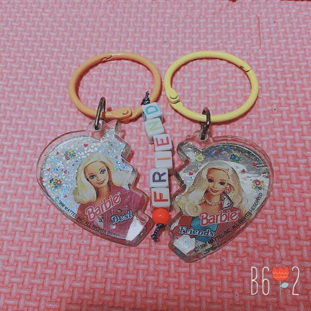 👯芭比娃娃鑰匙圈💋