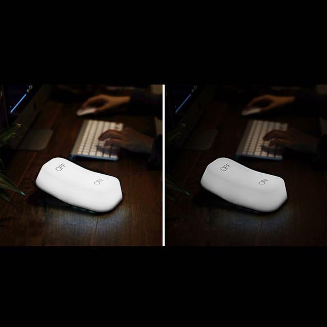 新品上市】  由知名國外設計公司MUID設計的『開關小夜燈』上市了!!  按下ON即開燈,OFF即關燈,操作簡單直,聰明有趣的設計品