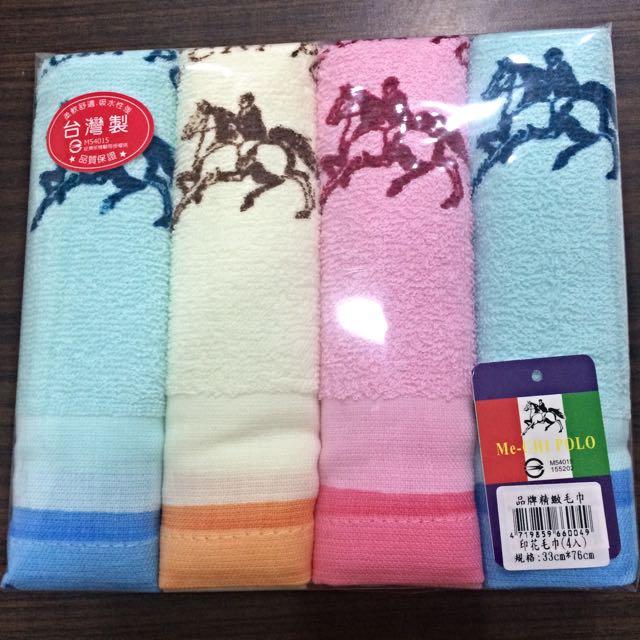 台灣製 高品質 毛巾