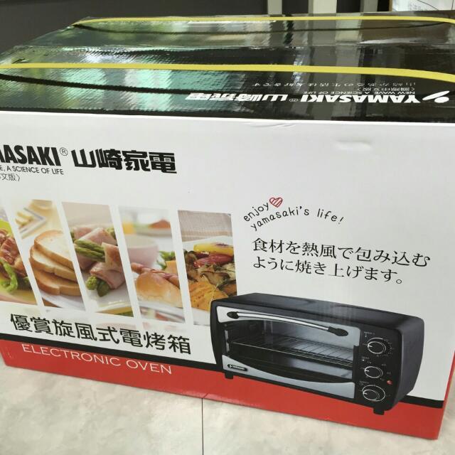 (降 全新 YAMASAKI 旋風式烤箱 210L