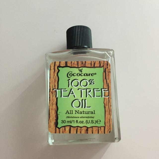 Cococare茶樹油