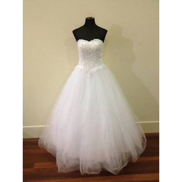 Debutante Dress Size 10/12