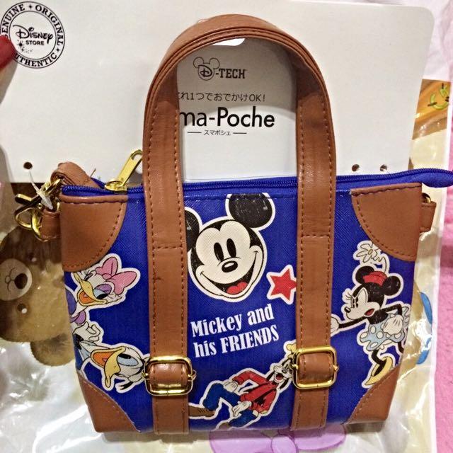 Disney 米奇小背包