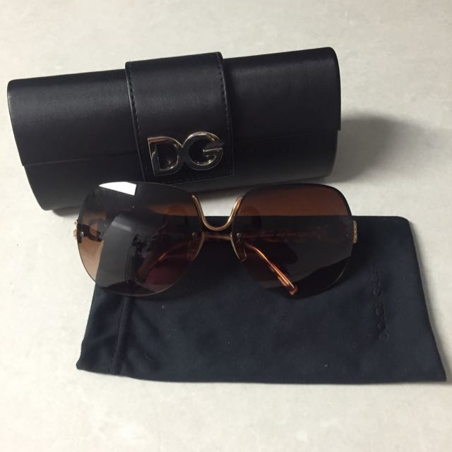 Dolce & Gabbana Authentic Sunglasses