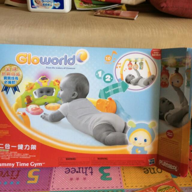 Glo World 健力架