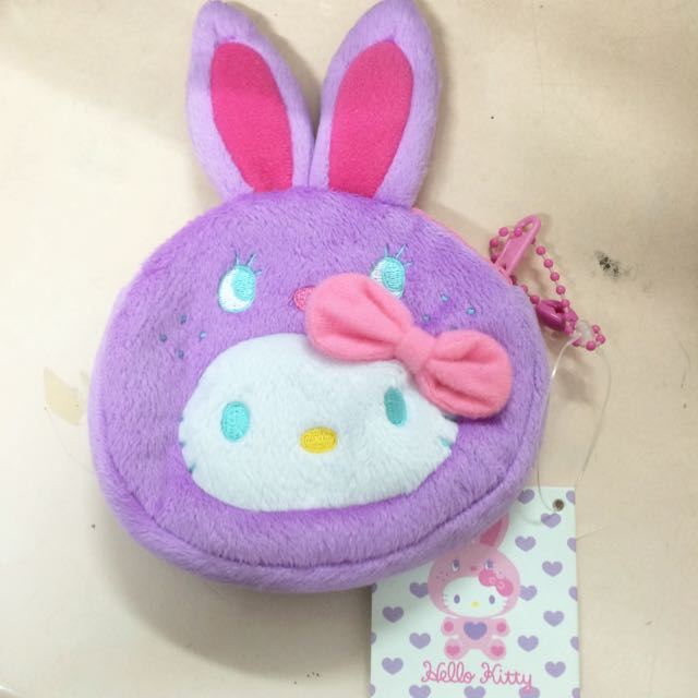Hello Kitty 凱蒂貓日本限定 零錢包