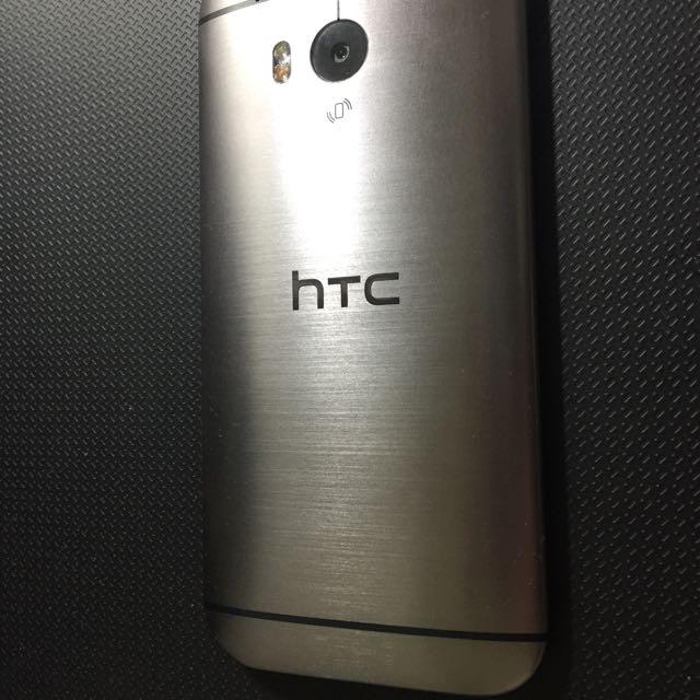 Htc M8 16g鐵灰色