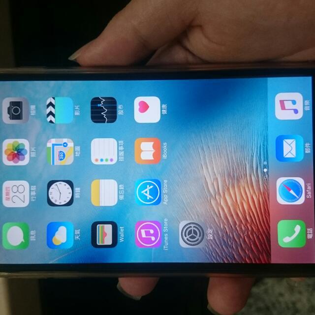 IPhone 6 Plus 64g 灰