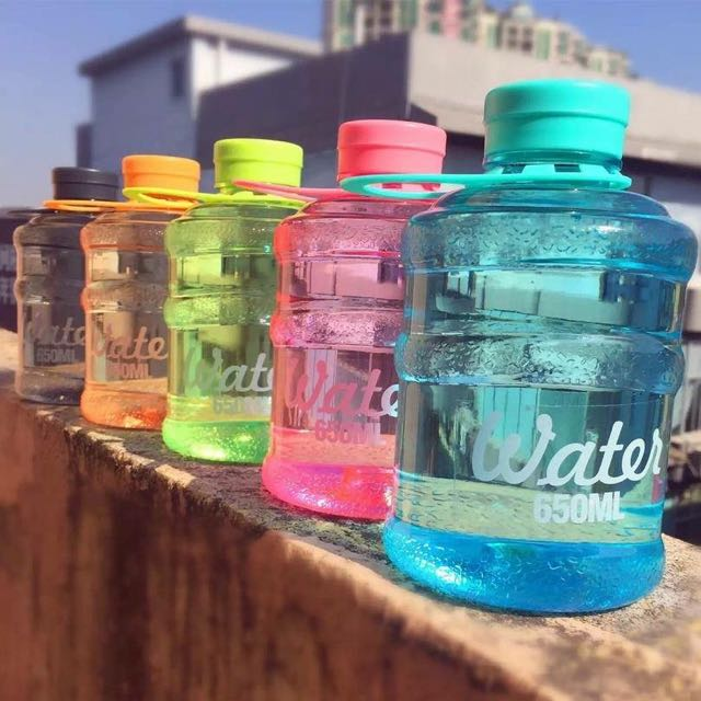 Korean Mini Water Dispenser Bucket Water Bottle Electronics On