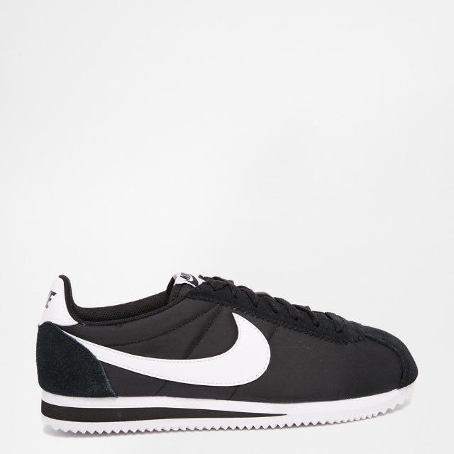 Nike classic cortez 黑色阿甘鞋 運動鞋 球鞋